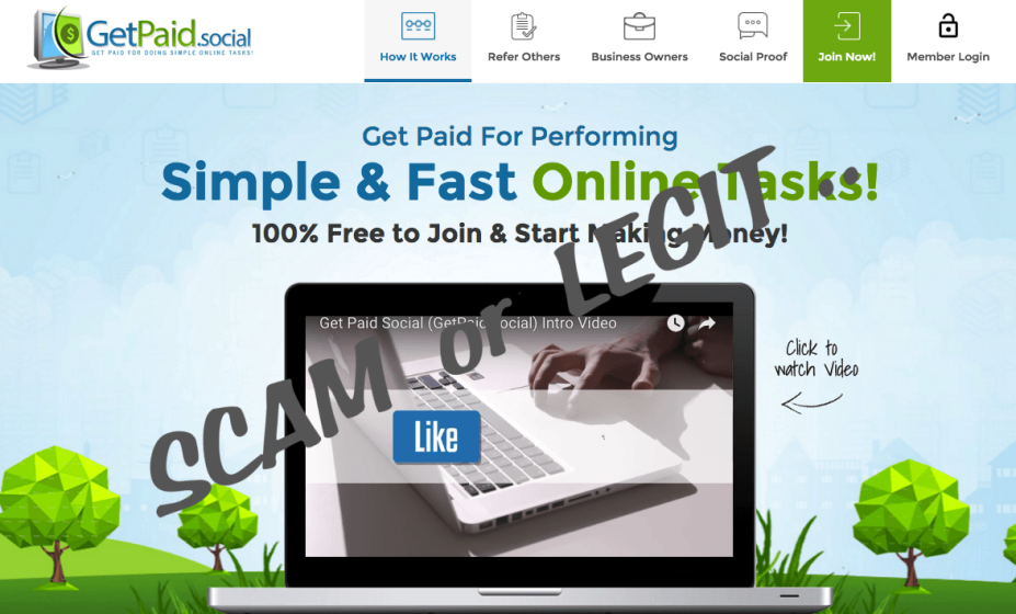 what-is-getpaid-social-scam-review